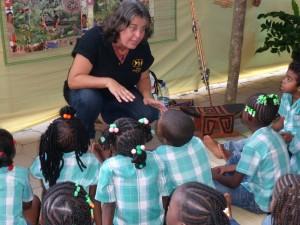 Katia verhalen verteller