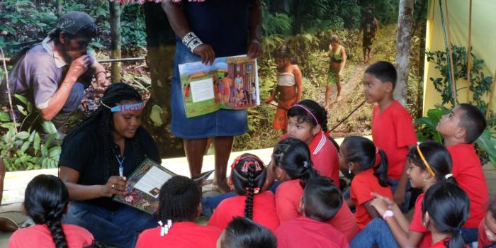 Een reis naar zuid-Suriname