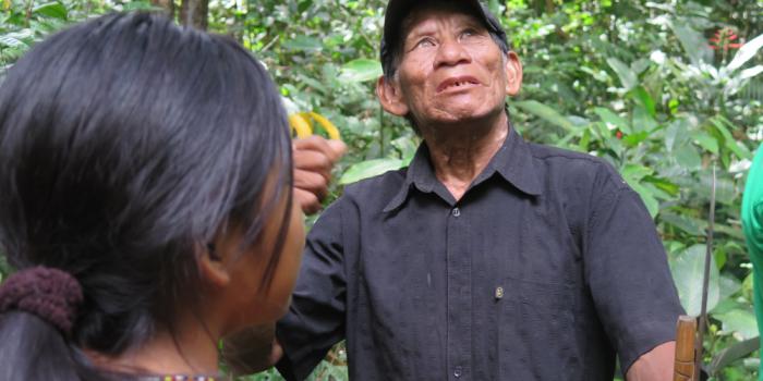 EHBO in het Amazonewoud