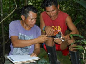 GPS data registratie oefening