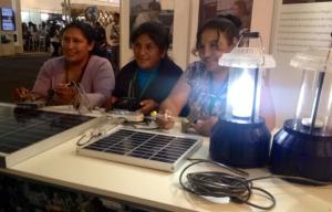 Solar engineers Peru