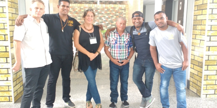 ACT Suriname participeert in Biodiversiteitscongress, Guyana