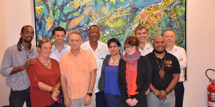 Samenwerking met Parc Amazonien de Guyane