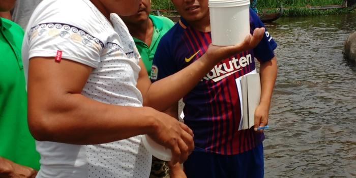 Veilig en schoon water onmisbaar voor dorpsgemeenschappen