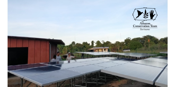 88 huishoudens Tepu hebben 24/7 stroom van zonne-energie