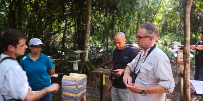 ACT Suriname consulteert Trio-dorpen
